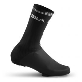 PRO AERO LYCRA SHOE COVER - SILA BLACK