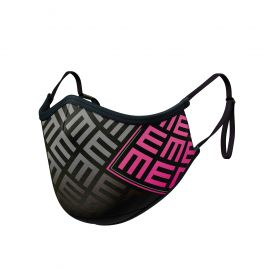 TRIFORCE PINK Mask ADJUSTABLE- Ergo Form - Filtration 2 - UNS2