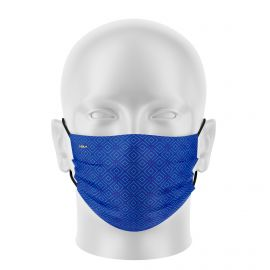 Women mask SILA ELEGANT BLUE - Flat shape - Filtration 1 - UNS1