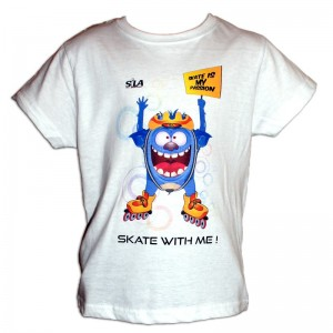 T-SHIRT Kids MONSTER - Boy