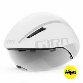 HELMET GIRO AEROHEAD MIPS - WHITE MAT