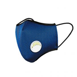 Mask ACTIVE SPORT BLUE - Filtration 4