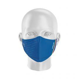 Masque tissu SILA NATION STYLE ITALIA - Forme Ergo - Filtration 1 - UNS1