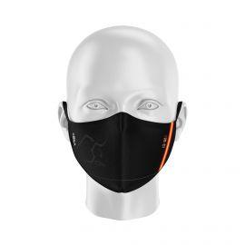 Masque tissu SILA NATION STYLE ESPAGNA - Forme Ergo - Filtration 1 - UNS1