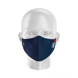 Masque tissu SILA NATION STYLE FRANCE - Forme Ergo - Filtration 1 - UNS1