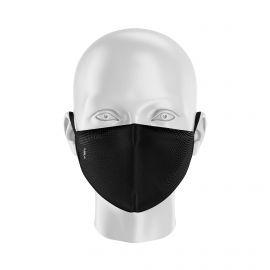 Masque tissu SILA GRADATION NOIR - Forme Coque - Filtration 1 - UNS1
