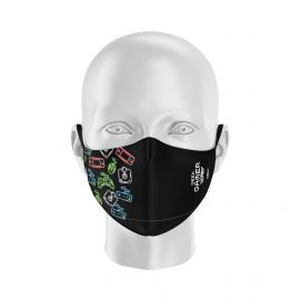 Mask SILA GAMER - Form Ergo - Filtration 1 - UNS1