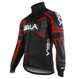 PRO THERMAL WINTER JACKET SILA TEAM - RED