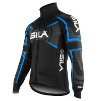 PRO THERMAL WINTER JACKET SILA TEAM - BLUE