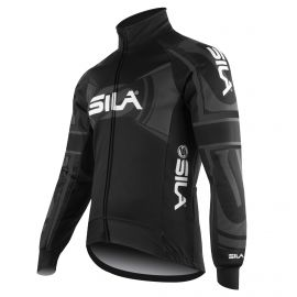 PRO THERMAL WINTER JACKET SILA TEAM - BLACK
