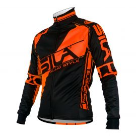 THERMAL JACKET SILA FLUO STYLE 3 - ORANGE