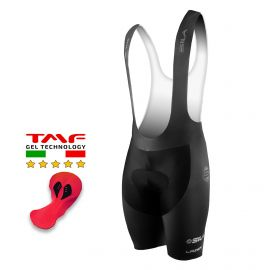CYCLING BIB SHORT SILA LASER - BLACK