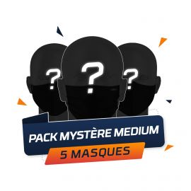 Pack Promo Masques Mystère – Medium