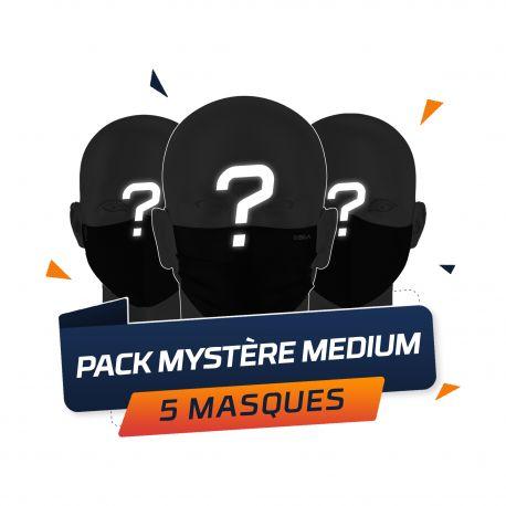 Pack Promo Masques Mystère – Medium