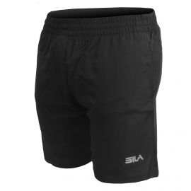 RUNNING SHORT SILA PRIME MEN - BLACK