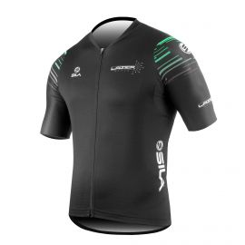 JERSEY LASER EMERALD - Short sleeves
