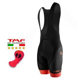 CUISSARD CYCLISME SILA CLASSY STYLE – ROUGE