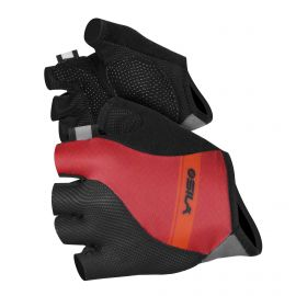 SHORT GLOVES SILA - CLASSY STYLE RED