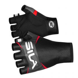 GANTS COURTS SILA TEAM - ROUGE