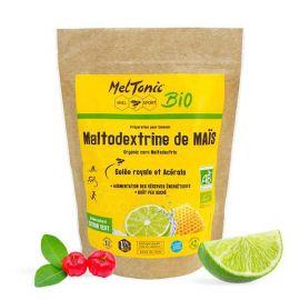 ORGANIC CORN MALTODEXTRIN MELTONIC ENERGETIC CAKE - Lime
