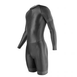 SKATING SUIT SILA SO GREY- Long sleeves