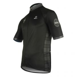 MAILLOT SILA GRAVEL STYLE - GRIS - Manches courtes