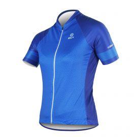 JERSEY WOMEN SILA AZALEA STYLE - BLUE - Short sleeves