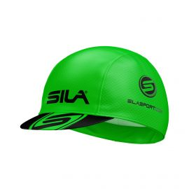 CYCLIST CAP SILA-BLACK