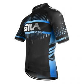 JERSEY SILA PULSE STYLE - BLUE SKY - Short sleeves