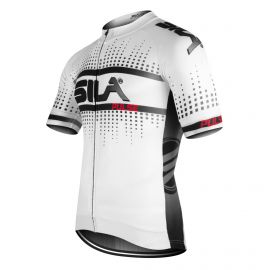 JERSEY SILA PULSE STYLE - WHITE SNOW - Short sleeves