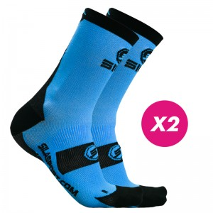 PACK PROMO SOCKS BLUE / BLACK