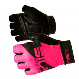 GANTS COURTS SILA FLUO STYLE 3 - VERT