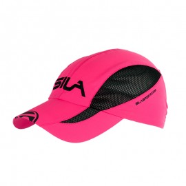CASQUETTE RUNNING SILA - ROSE