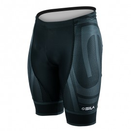 CYCLING SHORT CARBON STYLE Red