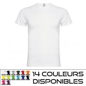 T-shirt Premim 100 % coton
