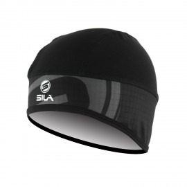 HATS - HIDE NECK multifunction SILA - BLACK / WHITE