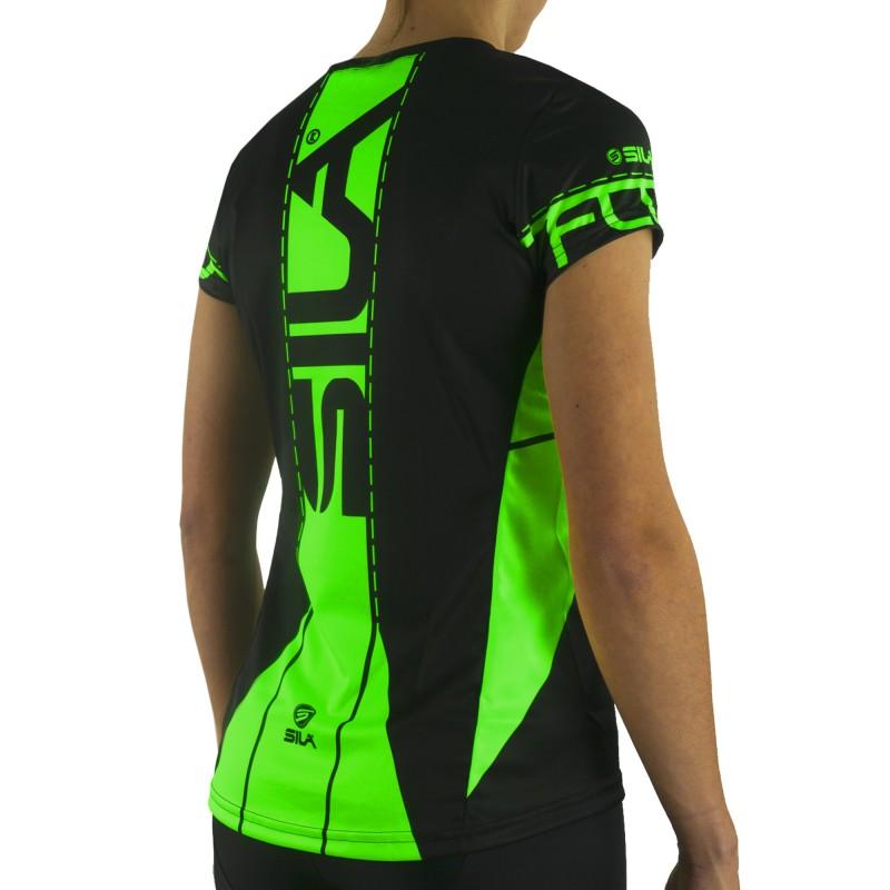 Noir Sport Pack Femme Running Sila Vert Fluo Été Style He2EWID9Y