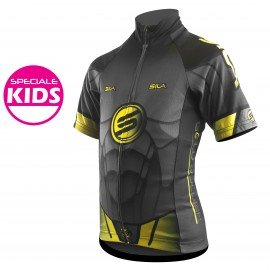 MAILLOT KIDS HEROS GOLD SOLDIER - Manches courtes